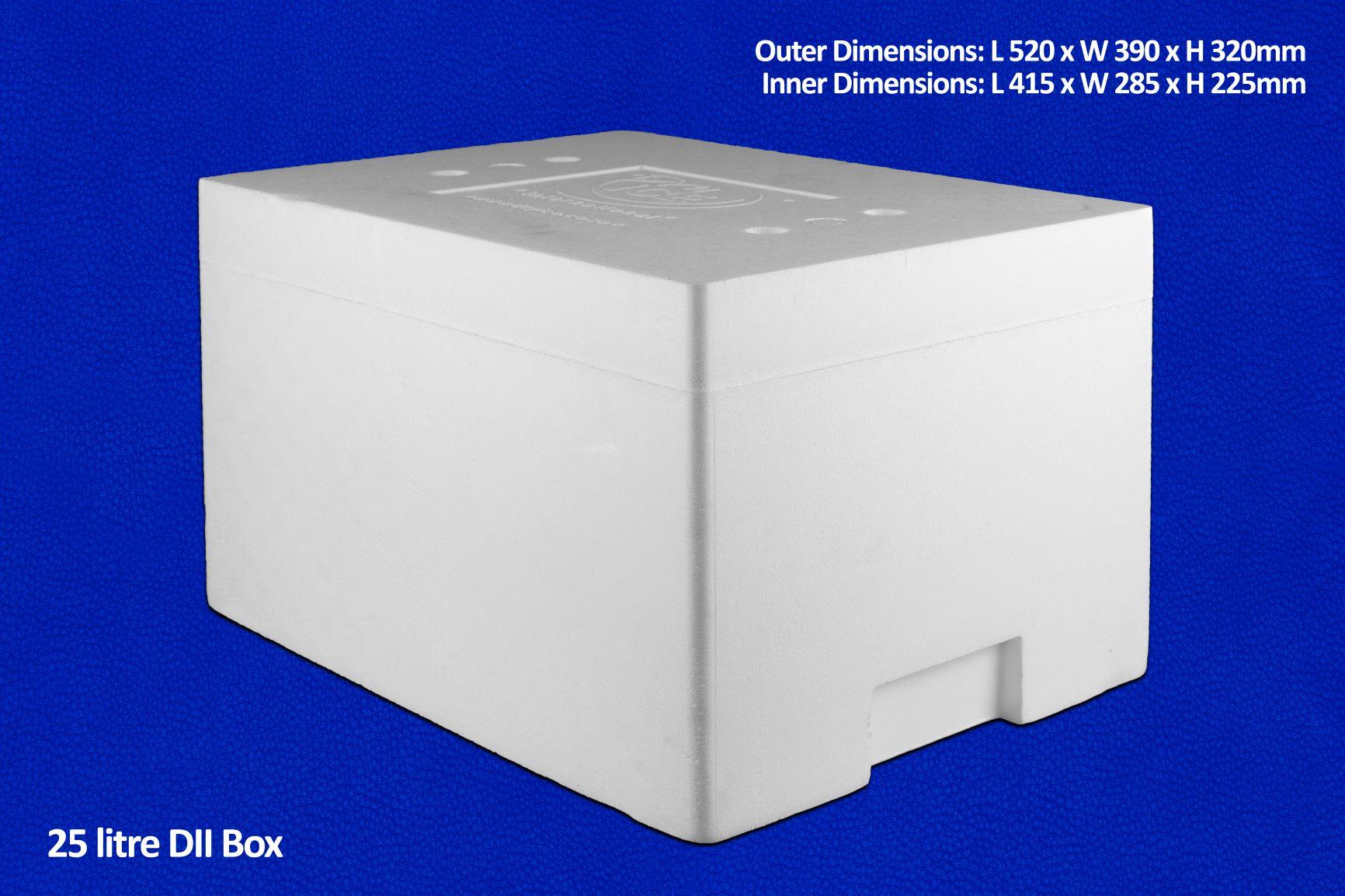 25 Litre Dll Box