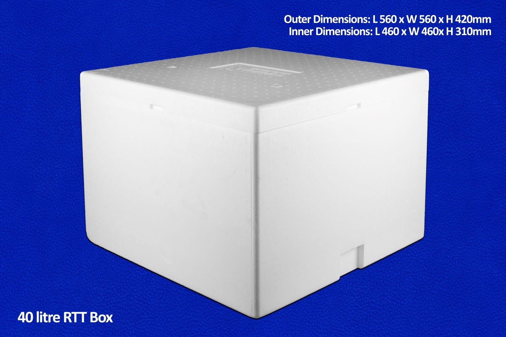 40 litre RTT Box
